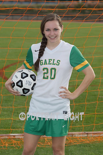 CHS senior Laura Hazel.