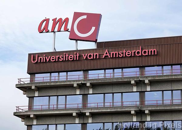 Nederland  Amsterdam -  September 2018. AMC. Academisch Medisch Centrum.   Foto Berlinda van Dam / Hollandse Hoogte