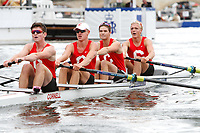 Race: 62 - Event: VISITORS' - Berks: 215 BOSTON UNIVERSITY, USA - Bucks: 220 CORNELL UNIVERSITY, USA<br /> <br /> Henley Royal Regatta 2017<br /> <br /> To purchase this photo, or to see pricing information for Prints and Downloads, click the blue 'Add to Cart' button at the top-right of the page.