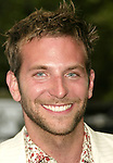 Bradley Cooper.Attending the Fox Television UpFront Announcements Party at the Boat House in Central Park, New York City..May 19, 2005