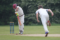 Goresbrook CC (Bowling)  vs Rainham CC (Batting), T Rippon Mid Essex Cricket League Cricket at May & Baker Sports Club on 12th May 2018