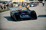 George Follmer in his McLaren M8