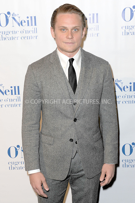WWW.ACEPIXS.COM<br /> April 21, 2014 New York City<br /> <br /> Billy Magnussen arriving to the14th Annual Monte Cristo Award presented by Eugene O'Neill Theater Center event at the Edison Ballroom on April 21, 2014 in New York City.<br /> <br /> By Line: Kristin Callahan/ACE Pictures<br /> ACE Pictures, Inc.<br /> tel: 646 769 0430<br /> Email: info@acepixs.com<br /> www.acepixs.com