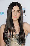 HOLLYWOOD, CA - JANUARY 12: Isabelle Fuhrman arrives at the 17th Annual Critics' Choice Movie Awards at Hollywood Palladium on January 12, 2012 in Hollywood, California.
