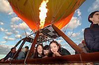 20150719 19 July Hot Air Balloon Cairns