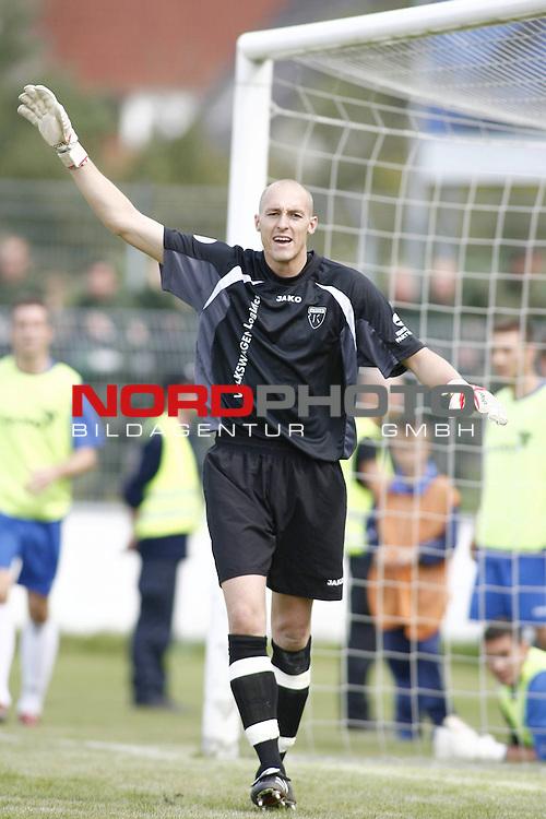 RLN 2007/2008 4. Spieltag Hinrunde<br /> BSV Kickers Emden - 1. FC Union Berlin<br /> Marcus Rickert (Emden#30) TW<br /> <br /> Foto &copy; nph (  nordphoto  )<br /> <br /> <br /> <br />  *** Local Caption ***