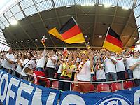 06.06.2014: Deutschland vs. Armenien