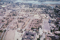 1976 July ..Redevelopment.East Ghent..GHENT SQUARE.LOOKING SOUTH FROM 21ST STREET..NEG#.NRHA#..