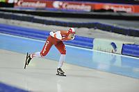 SCHAATSEN: HEERENVEEN: 26-12-2013, IJsstadion Thialf, KNSB Kwalificatie Toernooi (KKT), 5000m, Renz Rotteveel, ©foto Martin de Jong