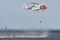 Bristow Search and Rescue Helicopter