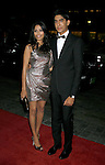 LOS ANGELES, CA. - January 31: Actress Freida Pinto and Actor Dev Patel  arrive at the 61st Annual DGA Awards at the Hyatt Regency Century Plaza on January 31, 2009 in Los Angeles, California.