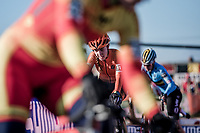 Shirin Van Anrooij (NED)<br /> <br /> Women U23 race.<br /> <br /> UCI 2019 Cyclocross World Championships<br /> Bogense / Denmark<br /> <br /> <br /> &copy;kramon