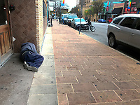 """Complaints about Austin's homeless situation have reached a boiling point. Governor Greg Abbott, a Republican, has also said that he will send in state transportation workers to clear out overpass encampments if the city did not do it by Nov. 1. Abbott's office has also said it would, """"if necessary,"""" send state troopers """"to enforce the state law prohibiting trespassing,"""" according to a letter sent to Mayor Steve Adler."""
