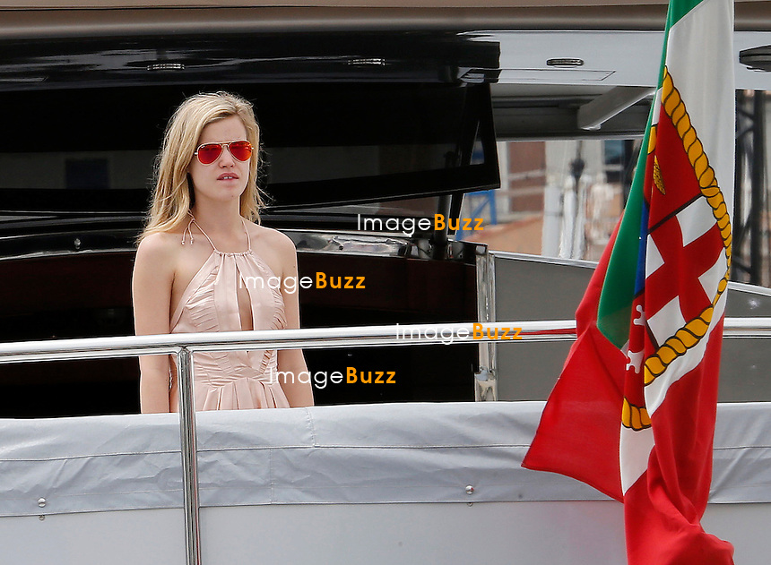 GEORGIA MAY JAGGER - May 15, 2013-Cannes (FR)-Model Georgia May Jagger sighting in Cannes, guest on the Roberto Cavalli's yacht during the 66th Cannes Film Festival.