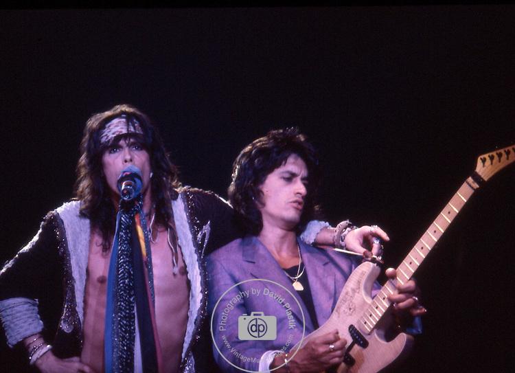 Aerosmith, Steven Tyler, Joe Perry,