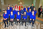 sliabh A Mhadra national school 6th Class Student Front Row: Cian McGrath, Molly Dineen, Leanne Barrett, Ciara Casey, Jason Reidy.Centre Row: Molly Murphy, Lauren Coatello, Daniel Kennelly, Aoife Barrett, Sarah Kennelly, Nicole Tierney.Back Row: Katelyn Diggins, Paddy O' Rourke, Aoife O' Connor, Leon O' Connor. were confirmed at St. John's Church, Causeway, by the Bishop of Kerry Ray Brown and Fr. Brendan Walsh, PP Causeway and Ballyduff on Monday with Teacher Maurice O'Connor, Breda O'Dwyer (principal)