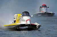 Greg Foster (#53)  and Chris Fairchild (#62) (Formula 1/F1/Champ class)
