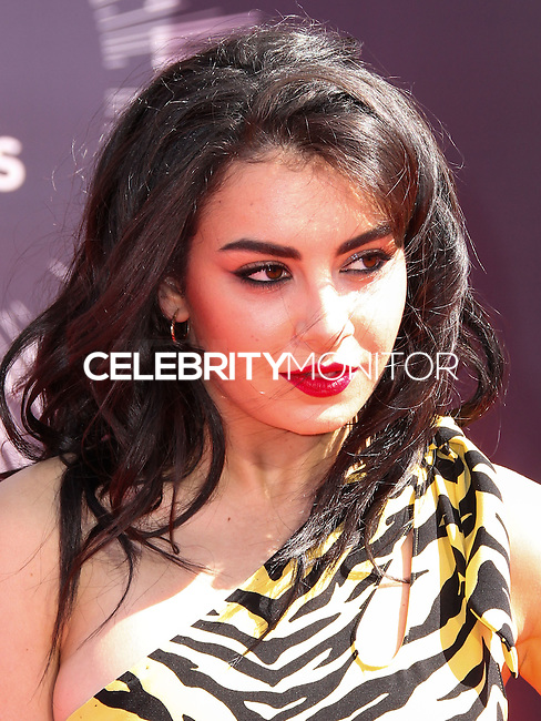 LOS ANGELES, CA, USA - AUGUST 24: Charli XCX arrives at the 2014 MTV Video Music Awards held at The Forum on August 24, 2014 in the Los Angeles, California, United States. (Photo by Xavier Collin/Celebrity Monitor)