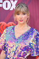 14 March 2019 - Los Angeles, California - Taylor Swift. 2019 iHeart Radio Music Awards held at Microsoft Theater. Photo Credit: Birdie Thompson/AdMedia