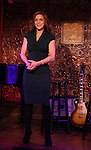 Andrea McArdle performing a press preview of her show '70's and Sunny' at 54 Below in New York City on 1/15/2013