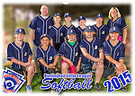 2015 Burlington North End Softball