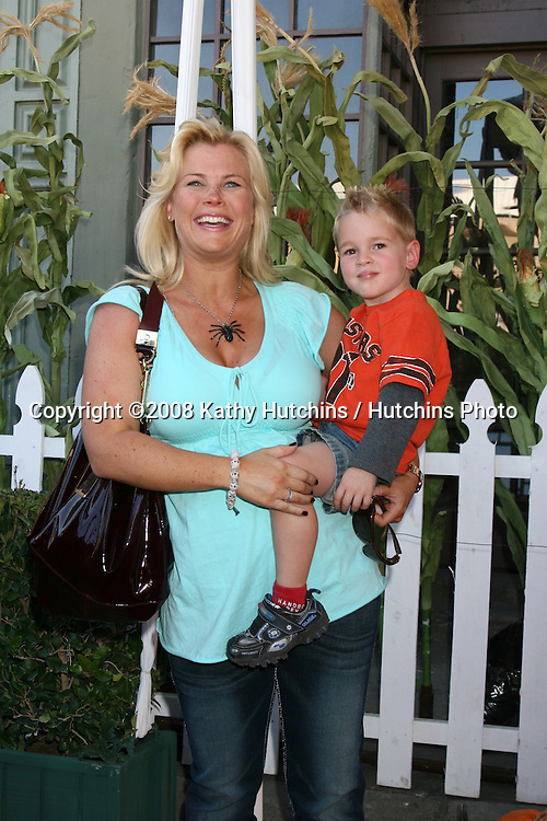 Alison Sweeney arriving to the Camp Ronald McDonald Event on the backlot of Universal Studios, in Los Angeles, CA  on.October 26, 2008.©2008 Kathy Hutchins / Hutchins Photo...                .