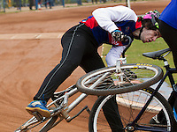 Cycle Speedway - Ipswich v Poole - 14th June 2015