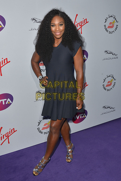 Serena Williams<br /> attending the WTA Pre-Wimbledon Party at  The Roof Gardens, Kensington, London England 25th June 2015.<br /> CAP/PL<br /> &copy;Phil Loftus/Capital Pictures
