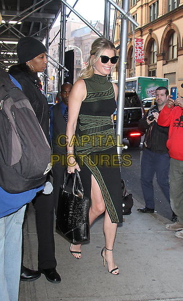 NEW YORK, NY November 18: Rebecca Romijn at AOL BUILD to talk about the new season of the Librarians in New York City.November 18, 2016. <br /> CAP/MPI/RW<br /> &copy;RW/MPI/Capital Pictures