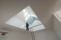 55th Art Biennale in Venice - The Encyclopedic Palace (Il Palazzo Enciclopedico).<br /> Giardini.<br /> Russian Pavilion.<br /> Vadim Zakharov (Russia).  &quot;Dana&euml;&quot;, 2013.