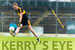 Johnny Buckley Dr Crokes in action against  Kenmare District in the Senior County Football Championship final at Fitzgerald Stadium on Sunday.