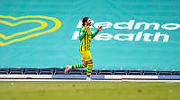 11th July 2020; Ewood Park, Blackburn, Lancashire, England; English Football League Championship Football, Blackburn Rovers versus West Bromwich Albion; Filip Krovinović of West Bromwich Albion celebrates as he scores in the 41st minute to make the score 1-0 to WBA