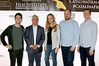 LOS ANGELES - SEP 26:  Zachary Tari, Adrian Ward, Jessica Kinni, Duane Swierczynski, Taylor Braun at the 2019 Catalina Film Festival - Thursday at the Queen Mary on September 26, 2019 in Long Beach, CA