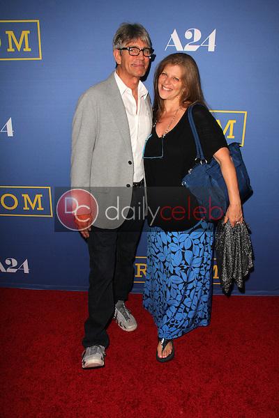 "Eric Roberts, Eliza Roberts<br /> at the ""Room"" Los Angeles Premiere, Pacific Design Center,  Los Angeles, CA 10-13-15<br /> David Edwards/Dailyceleb.com 818-249-4998"