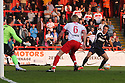 Mark Noble scores. Mitchell Cole Benefit Match - Lamex Stadium, Stevenage - 7th May, 2013. © Kevin Coleman 2013. ..
