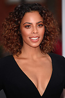 Rochelle Humes arriving for the BAFTA Film Awards 2018 at the Royal Albert Hall, London, UK. <br /> 18 February  2018<br /> Picture: Steve Vas/Featureflash/SilverHub 0208 004 5359 sales@silverhubmedia.com