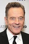 Bryan Cranston during a reception for Theatre Forward's Chairman's Awards Gala at the Pierre Hotel on April 8, 2019 in New York City.