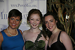 Lizzie Klemperer - Carolyn Innerbichler - Jessica Hershberg star in Little House on the Prairie - The Musical at the Paper Mill Playhouse's 71st Season as it opens with East Coast Premiere on September 20, 2009 in Millburn, New Jersey. (Photo by Sue Coflin/Max Photos)