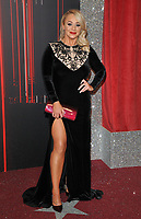 Kirsty-Leigh Porter at the British Soap Awards 2019, The Lowry Theatre, Pier 8, The Quays, Media City, Salford, Manchester, England, UK, on Saturday 01st June 2019.<br /> CAP/CAN<br /> ©CAN/Capital Pictures