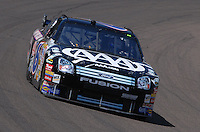 Apr 19, 2007; Avondale, AZ, USA; Nascar Nextel Cup Series driver David Ragan (6) during practice for the Subway Fresh Fit 500 at Phoenix International Raceway. Mandatory Credit: Mark J. Rebilas
