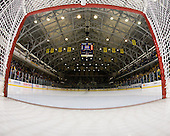 2/7/09 ice hockey vs. Lake Superior State University at Yost Ice Arena.