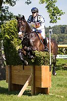 AUS-Andrew Hoy (RUTHERGLEN) FINAL-14TH: CICO3* CROSS COUNTRY: 2014 GER-CHIO Aachen Weltfest des Pferdesports (Saturday 19 July) CREDIT: Libby Law COPYRIGHT: LIBBY LAW PHOTOGRAPHY - NZL