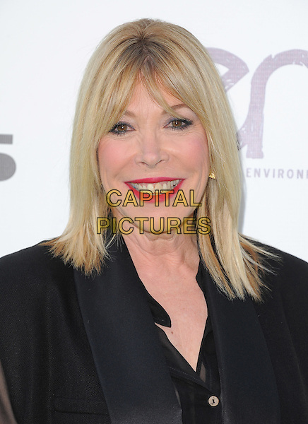 Debbie Levin .attends The 21st Annual Environmental Media Awards held at at Warner Bros. Studios in Burbank, California, USA, October 15th 2011..portrait headshot red lipstick make-up black .CAP/RKE/DVS.©DVS/RockinExposures/Capital Pictures.
