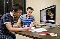 Dr. Henry Wan lab.