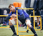Scotland rugby training 5.3.2018<br /> Ryan Wilson