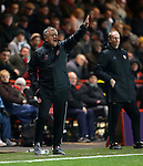 Sheffield United's Chris Wilder in action during the League One match at the Valley Stadium, London. Picture date: November 26th, 2016. Pic David Klein/Sportimage