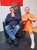 Monks Of Shaolin Kung Fu 25th Anniversary Tour Press Conference