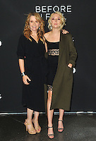 www.acepixs.com<br /> <br /> March 1 2017, LA<br /> <br /> Actresses Lea Thompson (L) and Madelyn Deutch arriving at the premiere of 'Before I Fall' at the Directors Guild Of America on March 1, 2017 in Los Angeles, California<br /> <br /> By Line: Peter West/ACE Pictures<br /> <br /> <br /> ACE Pictures Inc<br /> Tel: 6467670430<br /> Email: info@acepixs.com<br /> www.acepixs.com