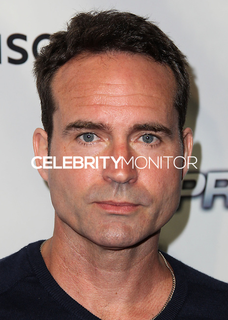 HOLLYWOOD, LOS ANGELES, CA, USA - AUGUST 18: Jason Patric at the Los Angeles Premiere Of Lionsgate Films' 'The Prince' held at the TCL Chinese 6 Theatre on August 18, 2014 in Hollywood, Los Angeles, California, United States. (Photo by Xavier Collin/Celebrity Monitor)