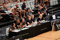 Preseason Tournament - Tactix v Magic at Ngā  Purapura, Otaki, New Zealand on Saturday 9 February  2019. <br /> Photo by Masanori Udagawa. <br /> www.photowellington.photoshelter.com